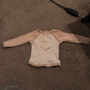 Other - Rocawear tan/white shirt